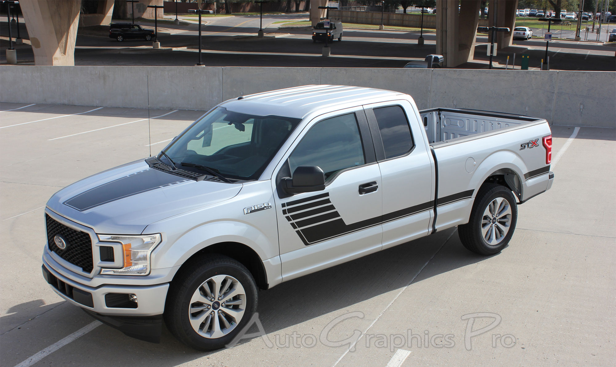 2015 2016 2017 2018 2019 Ford F 150 Stripes Speedway