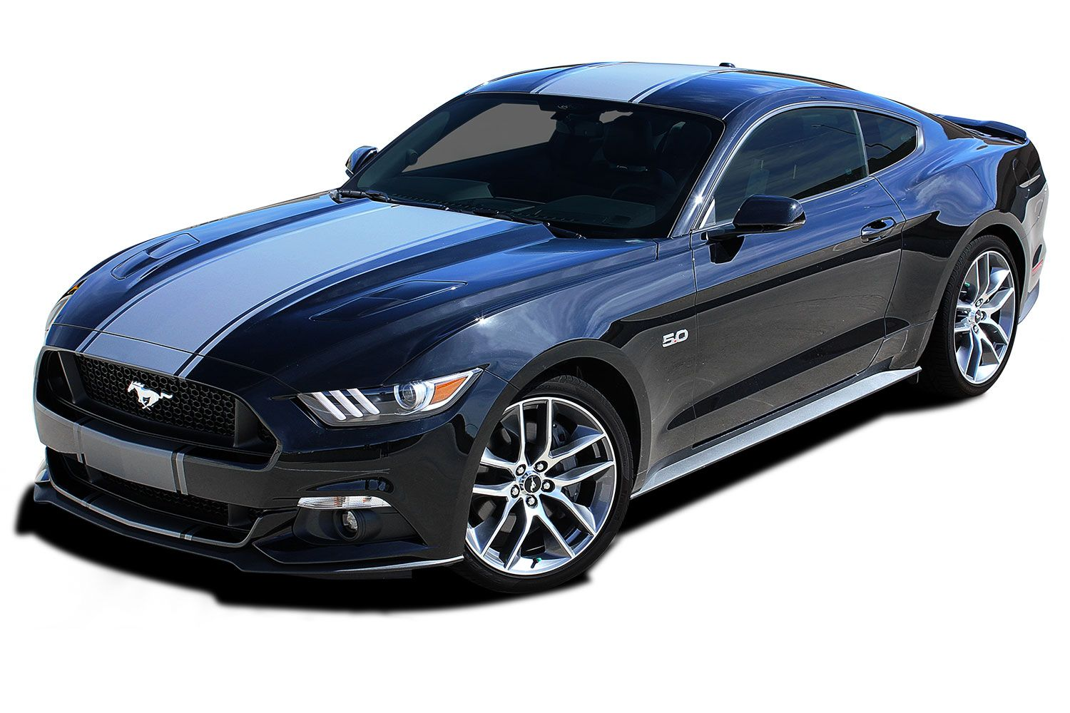 2015 2016 2017 ford mustang super snake contender mohawk center wide racing rally stripes. Black Bedroom Furniture Sets. Home Design Ideas
