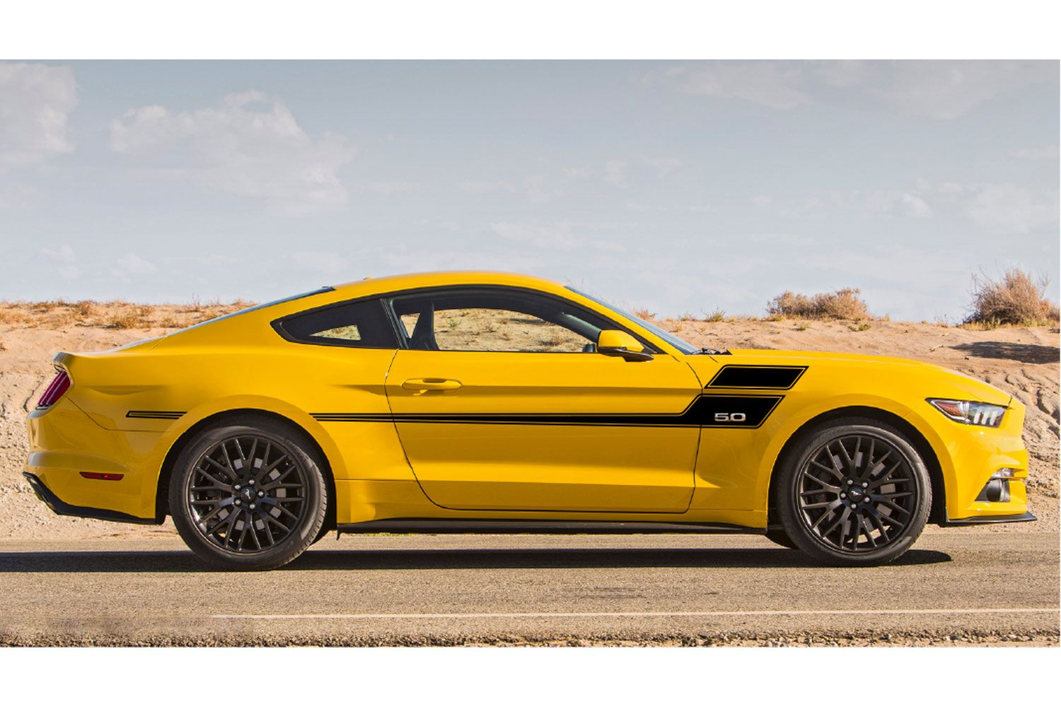 Speed Xl Ford Mustang Mid Body Line Door Rally Accent