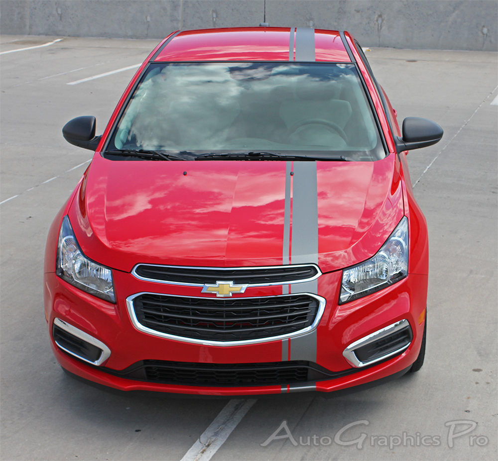 2011 2015 Chevy Cruze Quot E Rally Quot Euro Style Racing Stripes