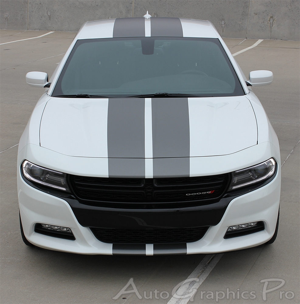 2015 2016 2017 2018 2019 Dodge Charger Racing Stripes N