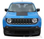 Jeep Renegade Stripes, 2014-2021