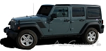 Why Purchase Jeep Wrangler Vinyl Graphics and Automotive Stripe Decal Kits from AutoGraphicsPro?