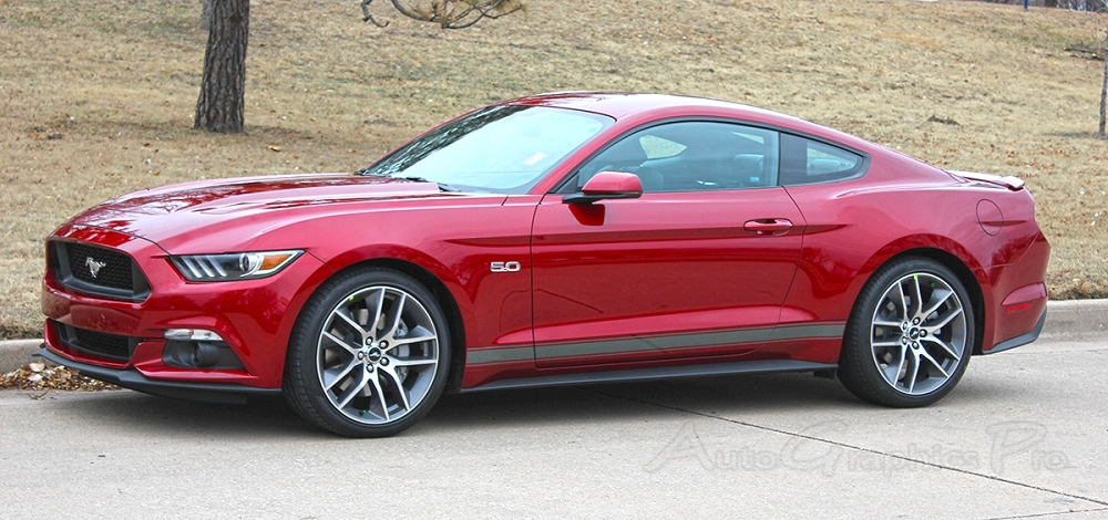 2015 2016 2017 Ford Mustang Stallion Rocker One Factory