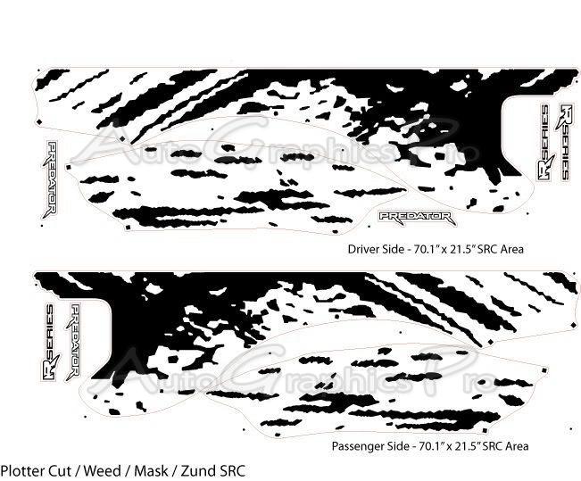 2009 2014 Ford F 150 Predator Factory Raptor Mudslinger