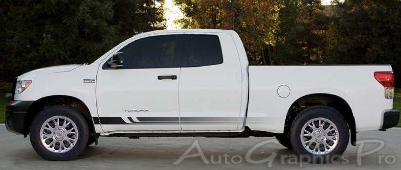 Toyota Tundra Viking Lower Rocker Fade Style Universal Fit