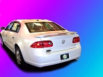 Buick Lucerne : Painted Rear Spoiler Wing fits 2006-2011 Models