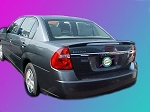 Chevy Malibu : Painted Rear Spoiler Wing fits 2004-2007 Models