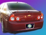 Chevy Malibu : Painted Rear Spoiler Wing fits 2008-2010 Models