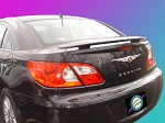 Chrysler Sebring : Painted Rear Spoiler Wing fits 2007-2010 Models