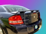 Dodge Avenger : Painted Rear Spoiler Wing fits 2008-2013 Models