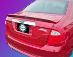 Ford Fusion : Painted Rear Spoiler Wing fits 2010-2012 Models