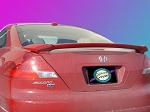 Honda Accord (2 Door) : Painted Rear Spoiler Wing fits 2006-2007 Models