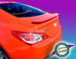 Hyundai Genesis : Painted Rear Spoiler Wing fits 2009-2011 Models