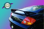 Hyundai Tiburon : Painted Rear Spoiler Wing fits 2003-2008 Models