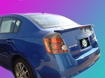 Nissan Sentra SE-R : Painted Rear Spoiler Wing fits 2007 - 2011 Models