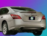 Nissan Maxima : Painted Rear Spoiler Wing fits 2009 - 2012 Models