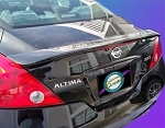Nissan Altima : Painted Rear Spoiler Wing fits 2008 - 2012 Models
