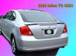 Scion TC : Painted Rear Spoiler Wing fits 2005 - 2010 Models