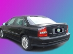 Volvo S80 : Painted Rear Spoiler Wing fits 1999 - 2007 Models