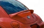 Volkswagen Beetle : Painted Rear Spoiler Wing fits 1998 - 2010 Models