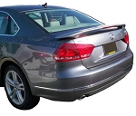 Volkswagen Passat : Painted Rear Spoiler Wing fits 2013 Models