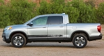 BREAK-UP Honda Ridgeline Lower Rocker Panel Body Line Door Rally Accent Vinyl Stripes Decal Graphics Kit