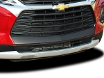 2019-2021 Chevy Blazer Bumper Decal ERASER Front Bumper Blackout Accent Decal Vinyl Graphics Kit