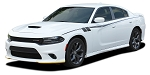 2015-2020 Dodge Charger Side Stripes FIERCE Door Decals Mopar Vinyl Graphics Kit