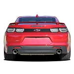 2019 Chevy Camaro Rear Decklid BLACKOUT Decal Trunk Blackout Stripe Vinyl Graphics Kit