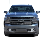 2019 2020 2021 Chevy Silverado Hood Decals 1500 HOOD SPIKES Stripes Double Hood Spear Accent Vinyl Graphics Kit