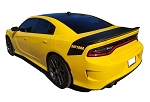 2015-2020 Dodge Charger Trunk Stripes TAILBAND with Logo Decals Vinyl Graphic Hemi Daytona R/T SRT 392 Hellcat Mopar Decklid Kit