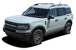 2021 2022 Ford Bronco Sport Stripes Side Decals RIDER Door Vinyl Graphic Accent Kits