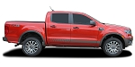 2019 2020 Ford Ranger Stripes NOMAD ROCKERS Lower Side Door Body Decal Vinyl Graphic Kit