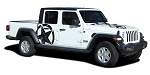 2020 Jeep Gladiator Side Star Decal LEGEND SIDES Body Vinyl Graphic Stripes Kit