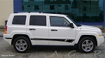 Jeep Patriot Stripes, 2007-2017