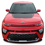 2020 2021 Kia Soul Hood Decals SOULED HOOD Vinyl Graphic Stripes Kit