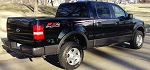 Ford F-150 Series AERO Universal Fit Vinyl Decal Graphic Stripes