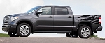 Toyota Tundra ANTERO Rear Side Truck Bed Mountain Scene Accent Vinyl Graphics Decal Stripes Kit