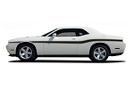 2008-2020 Dodge Challenger Body Stripes BELTLINE Decals Mid-Door Mopar Style Vinyl Graphics