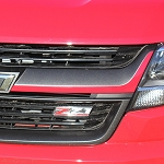 2015 2016 2017 2018 2019 Chevy Colorado Grill Decal CRESTONE Accent Vinyl Graphics Stripes Kit