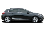 2016 2017 2018 2019 Chevy Cruze Stripes SPAN Lower Rocker Decals 3M Vinyl Graphic Door Striping Kit