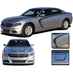 2015-2020 Dodge Charger Decals C-STRIPE COMBO Hood Stripes Sides Mopar Vinyl Graphics Kit