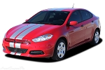 Why Purchase 2013-2016 Dodge Dart Vinyl Graphics and Automotive Stripe Decal Kits from AutoGraphicsPro?