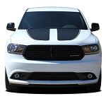 2011-2019 Dodge Durango Hood Stripes PROPEL HOOD Decals Vinyl Graphic Decal Stripe Kit
