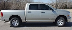 Dodge Ram or Dakota VIKING Lower Rocker Fade Style Universal Fit Vinyl Decal Graphic Stripes