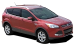 2013-2019 Ford Escape Pin Stripes RUNAROUND Upper Body Line Door Vinyl Decal Graphic Kit