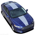 Why Purchase Ford Fusion Vinyl Graphics and Automotive Stripe Decal Kits from AutoGraphicsPro?