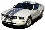 2005-2009 Ford Mustang SV-6 S-V61 S-V62 Racing and Rally Stripes Vinyl Decal Graphics Kit