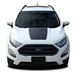 2013-2020 Ford EcoSport AMP Hood Decal Vinyl Stripe Graphic Kit